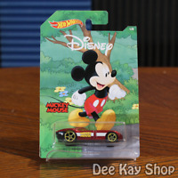 Mickey Mouse HOT WHEELS DIECAST Fast Felion 1//8 Disney Combined Postage
