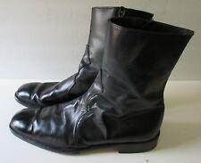 Vibo Miba Mens Italian Leather Boots  Sz  10  Eu 44