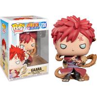 NEW Naruto Shippuden - Gaara Pop! VINYL FIGURE + POP PROTECTOR