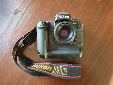 Nikon D1H Classic Professional DSLR With 50mm 1.8 AF Lens