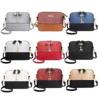 Damen Taschen Handtasche Reisetasche Shop PU-Leder Schulter Kitz Umhängetaschen
