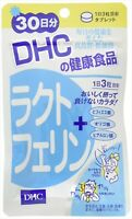 DHC Supplement Lactoferrin + Bifidobacteriu Hyaluronic acid 30 days tablets F/S