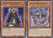 Authentic Professor Viper Deck - Vennominaga - Vennominon -  Serpent - 40 Cards