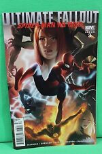 Ultimate Fallout #3 Djurdjevic Variant Marvel Comics VG/F Spider-Man No More