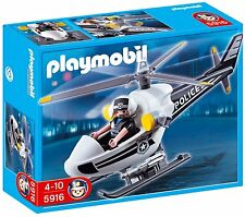 Playmobil Police Copter 5916
