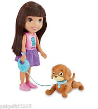 Fisher-Price Nickelodeon Dora the Explorer Train & Play Dora & Perrito