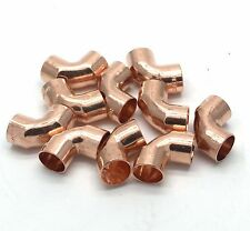 10mm End Feed Copper 90° Elbow