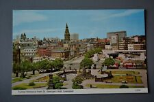 R&L Postcard: ETW Dennis, Liverpool Tunnel Entrance Circa 1960's/70's
