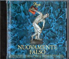 FIORELLO NUOVAMENTE FALSO CD FUORI CATALOGO RTI MUSIC 1997