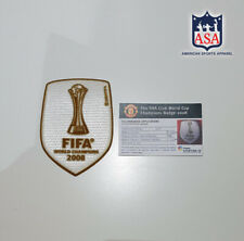 Manchester United 2007/2008 FIFA World Club Champions Patch / Badge / Lextra