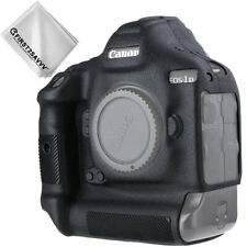 Canon EOS 1DX Mark III Mark II 1DX III 1DX II Rubber Camera Case Bag Cover