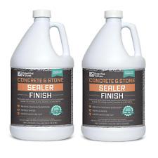 Essential Values 2 Gallon Concrete Sealer Covers 3000 Sq Ft An Excellent Cle