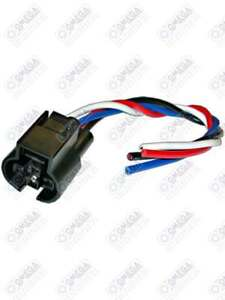 Santech Pigtail - Fits: Toyota Oval 4 Pin Denso Trinary Switches