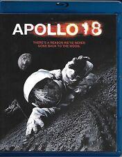 Apollo 18 (Blu-Ray) Outer Space Terror!