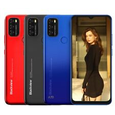 Blackview A70 A60 Smartphone Android 11 Handy Günstig Dual SIM Octa Core 13MP