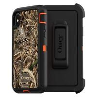 OtterBox Defender Case for iPhone X & Xs in Realtree Max5 HD Frustration Free