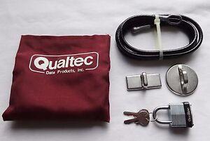 Qualtec equipment security lock set