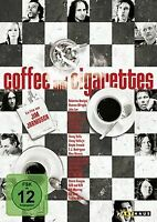 Coffee and Cigarettes (OmU) von Jim Jarmusch | DVD | Zustand gut