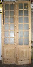 Oberlicht Barock  louis XVI Fenster Spiegel Türe Sprossenfenster Windfang Türen