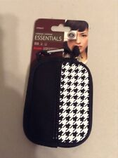 Essentials Kodak Camera Case Black & White 5 X 4 Inches With Clip