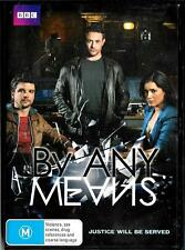 By Any Means (BBC Tv) 2Dvd set - Justice Will Be Served