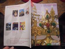 Dossier de l'Art Le TRESORS DES PRINCES D'ANJOU à l' Abbaye Royale de Fontevraud