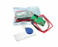 New RDM6300 UART 125Khz EM4100 RFID Card Key ID Reader Modul For Arduino