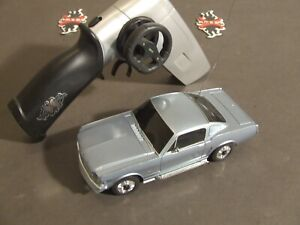 XMODS 1965 FORD MUSTANG LIGHT BLUE GREAT CONDITION STOCK #30