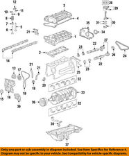 GM OEM-Valve Cover Gasket 89018220