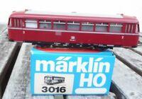 Märklin 3016 H0 Schienenbus BR 795 der DB Epoche 4 analog, gut bis sehr gut, OVP