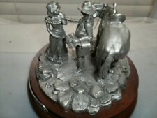 Chilmark Pewter Don Polland.. Merry Christmas My Love. New In the Box  Rare Find