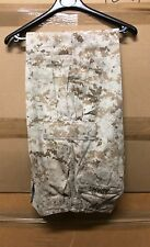 GENUINE USMC MCCUU MARPAT DESERT TROUSERS VG COND !!! SMALL LONG