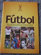 Revista Futbol 2010 Liga de Campeones ~ España, Real Madrid, Barcelona