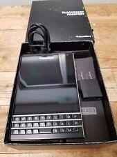 Blackberry Passport (Unlocked) Black GSM 4G LTE 13MP Camera QuadCore- For parts