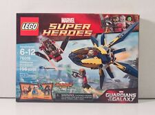 LEGO Guardians of Galaxy STARBLASTER SHOWDOWN 76019 STAR-LORD Retired SEALED