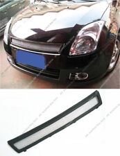 Gray Resin Front Bumper Middle Grille Grill For Suzuki Swift 2005-2008