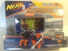 Nerf N Strike Elite Mission Tactical Cell Phone App Rail Mount Battle Camera NIB