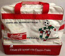 SAC COCA COLA WORLD CUP ITALIA 90 GRAND FORMAT - COUPE DU MONDE FOOTBALL 1990
