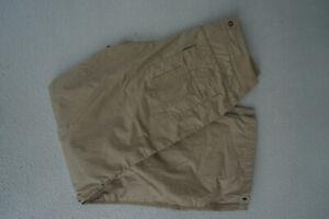 ESPRIT Damen Jeans bequeme relaxed cargo Hose Gr.38 W30 L32 dehnbar beige NEU