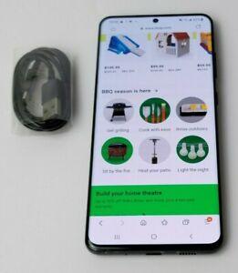 Samsung Galaxy S20 Ultra 5G SM-G988U1 - 512GB - Cosmic Black Unlocked