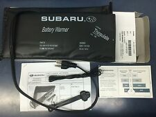 Genuine Subaru Oem 80W Battery Warmer J6010Fs000 Forester Legacy Impreza Outback
