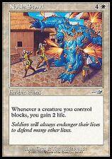 Noble Stand FOIL X1 NM Nemesis MTG Magic Cards White Uncommon