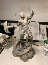 Spider man carnage 1/6 scale resin figure model kit statue