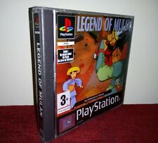 🐴🐼Legend Of Mulan - PS1 COMPLET PAL FULL FR 🇫🇷*COMME NEUF*PHOENIX RARE !🐼🐴