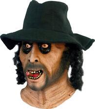 El Enterrador No-muertos y aterradora máscara de latex cabeza & Pecho Halloween Terror