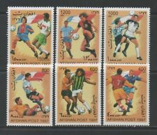"""Thematic Stamps Sports - GUINEA BISSAU 1988 FOOTBALL """"ESSEN"""" MS mint"""