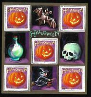 "Bloc Feuillet 2001 N°40 Timbres France Neufs ""Halloween"""