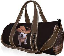Borsa Borsone Donna Teo Jasmin Bag Big Teo Cowboy Noir Roll Bag