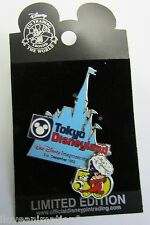 Disney Pin 20696 Wdi 50th Anniversary Tokyo Disneyland Pin