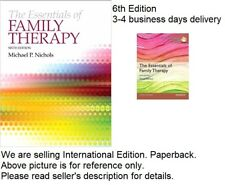 The Essentials of Family Therapy 6e Global Edition